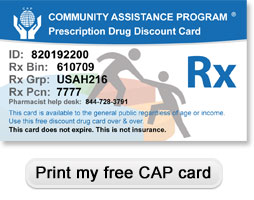 print your rx id card - Free Prescription Card